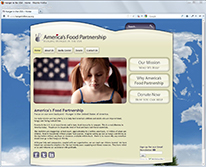 hunger in the usa website