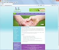 senior helping hands website
